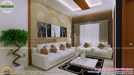 Ladies living room interior