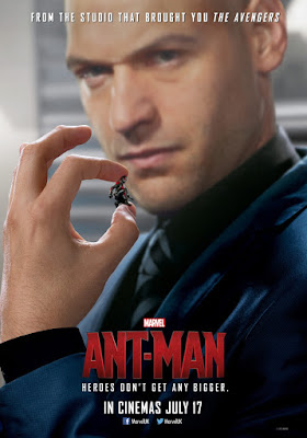 Ant-Man Character Movie Poster Set - Corey Stoll as Darren Cross - Yellowjacket