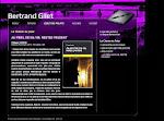 Le Site de Bertrand Gilet