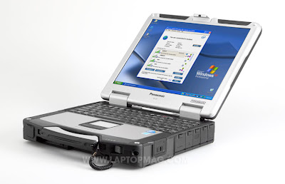 Panasonic Toughbook CF-31 fully rugged notebook