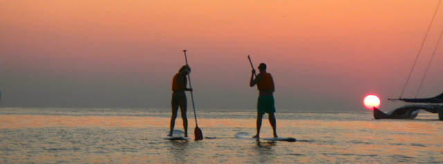 Stand Up Paddle en Ibiza