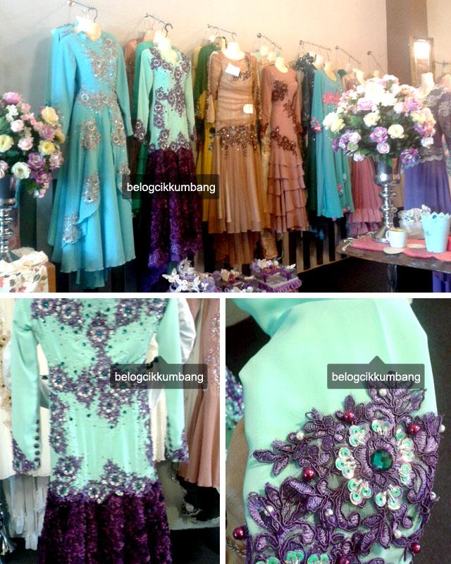 Review Baju Bersanding - Eilla Miammour Bridal