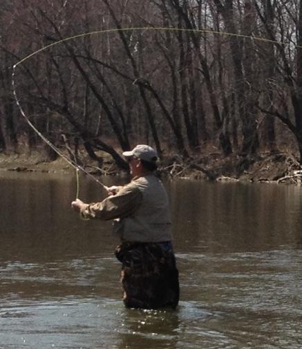 Lake metroparks fishing report first class steelhead fishing for Grand river fishing