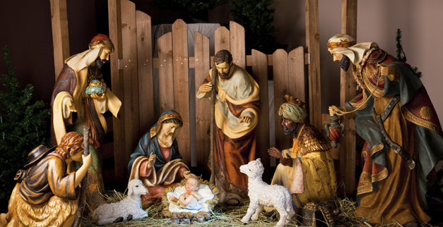 Традиции Рождества. Рождественский вертеп. - Школа Путешественника