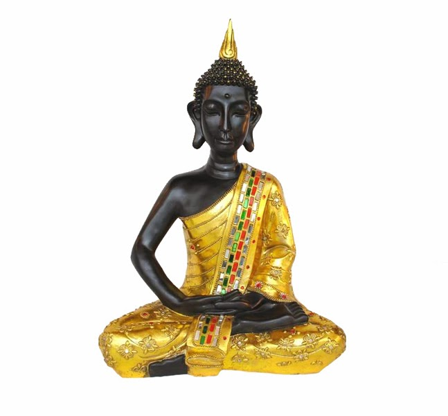 the beauty of decorative buddha statues for the modern home