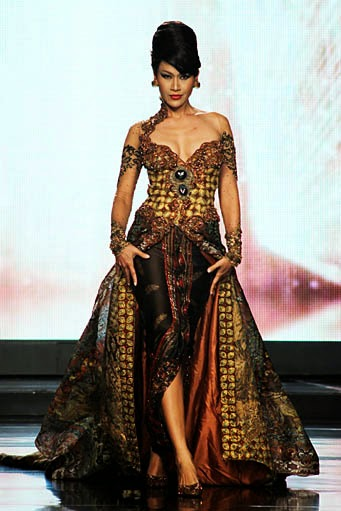 Kumpulan Foto Model Baju Kebaya Gaun - Kebaya Model Baru