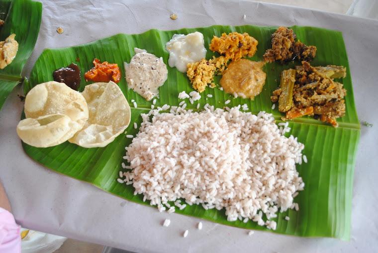 kerala variety foods