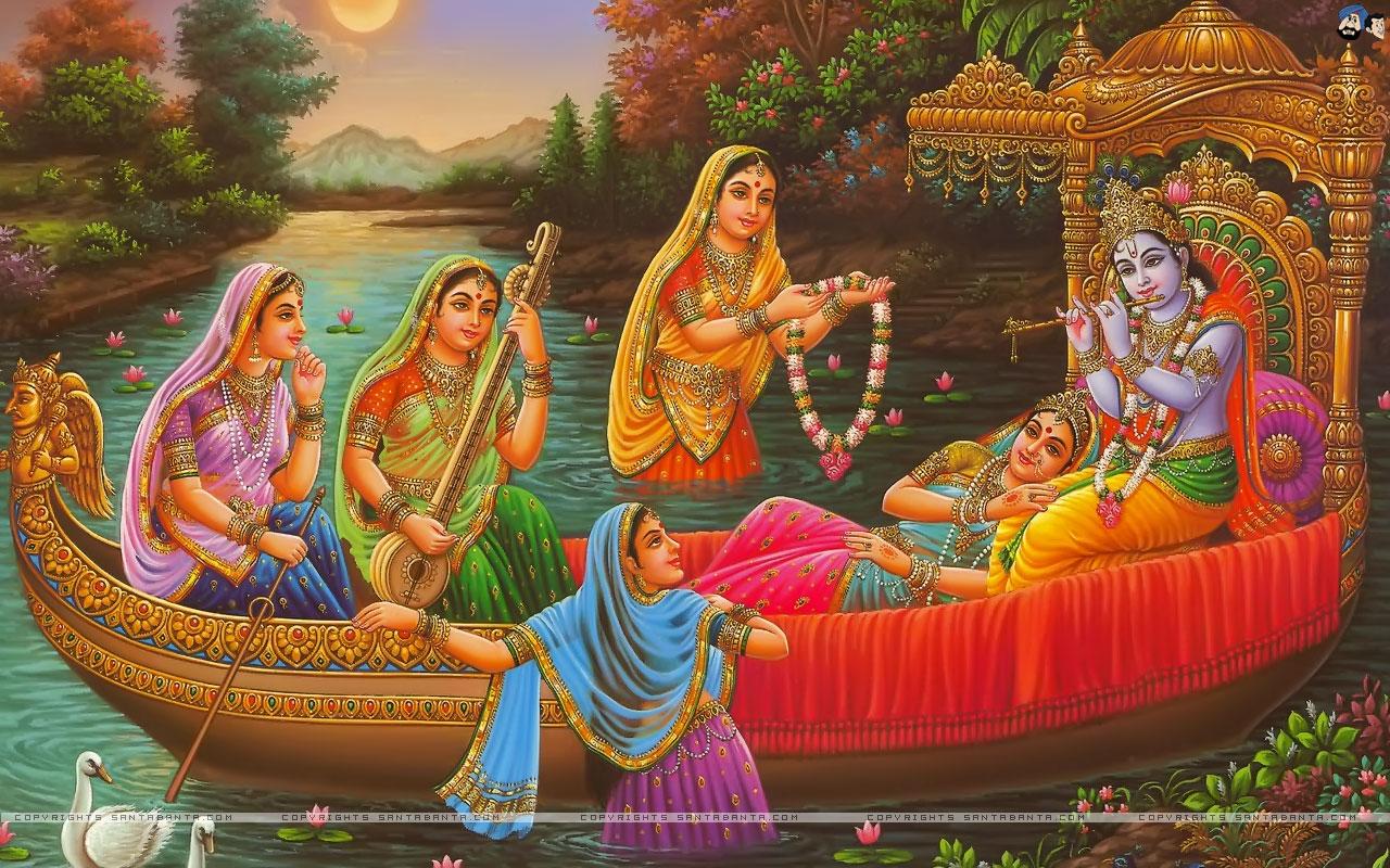 Radha-Krishna leela bhajan: Who is Gopi and What is venu geet