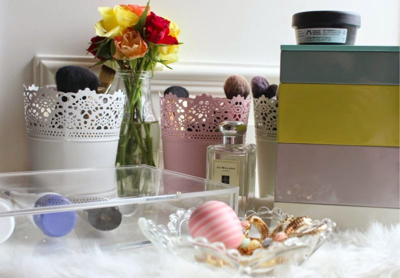 New Spring Beauty Storage