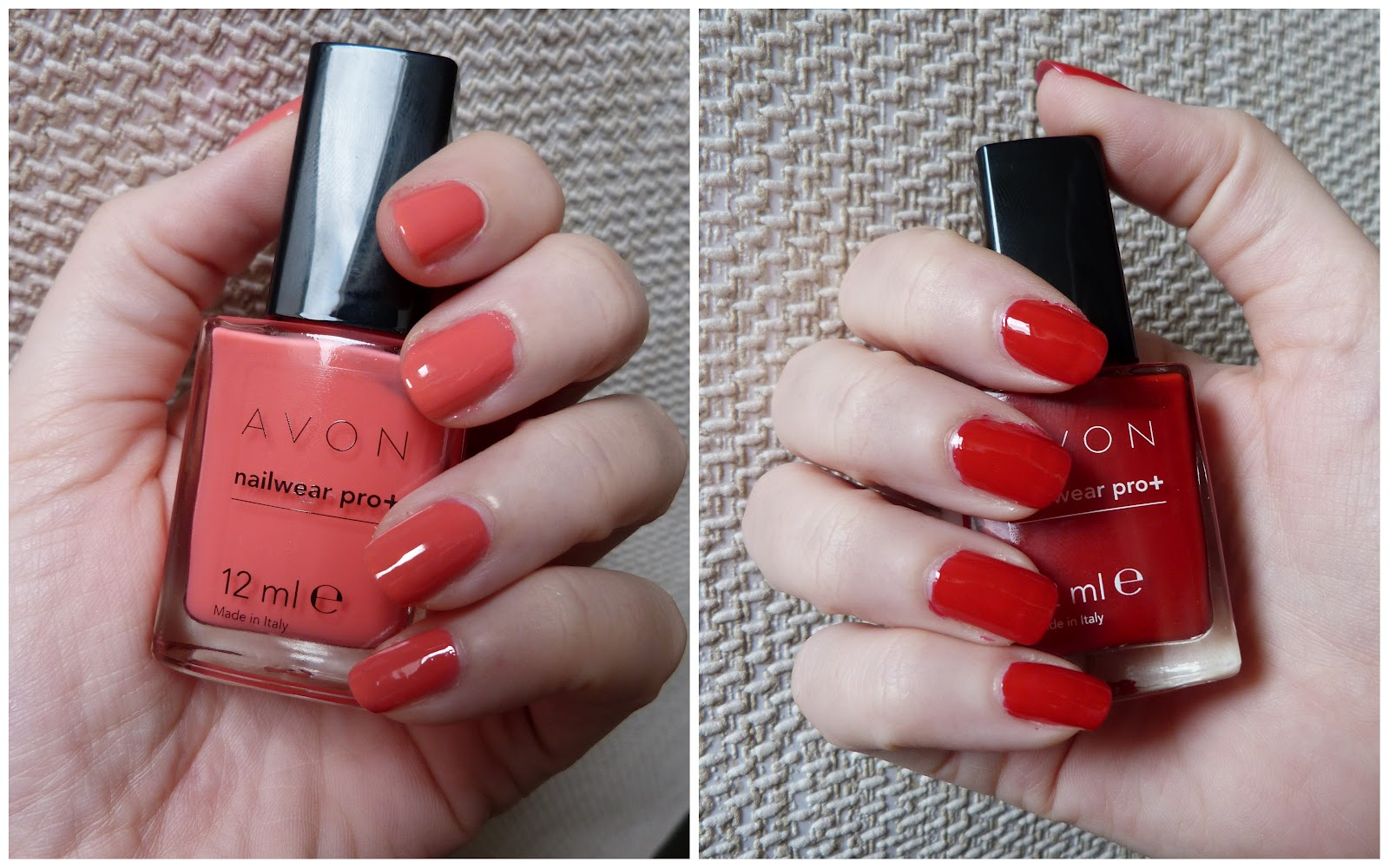 New from Avon Nailwear Pro+ Nail Enamel - swatch central! | Lovely ...