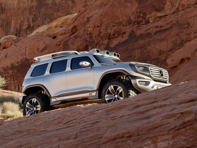 Mercedes-Benz Ener-G-Force 2025