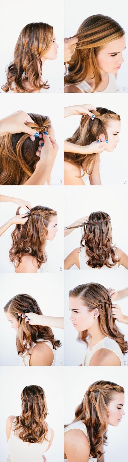 Diy wedding hairstyles hairstyles for long hair diy hairstyles
