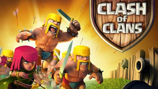 Play Clash of Clan on PC