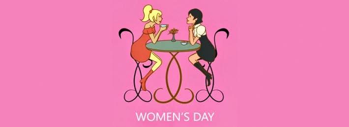 Ảnh bìa Facebook 8/3 đẹp cho ngày quốc tế phụ nữ