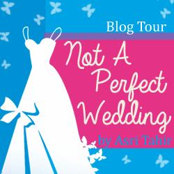Blog Tour: Not a Perfect Wedding