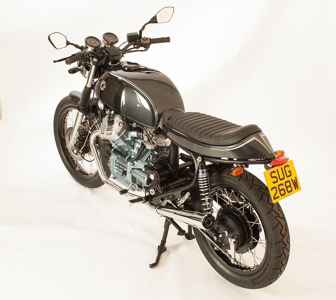 Honda Cx500 Turbo Review: Honda Cx500 Cafe Racer Kits