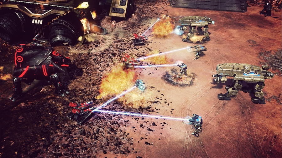 Command and Conquer 4 Tiberian Twilight Download ...