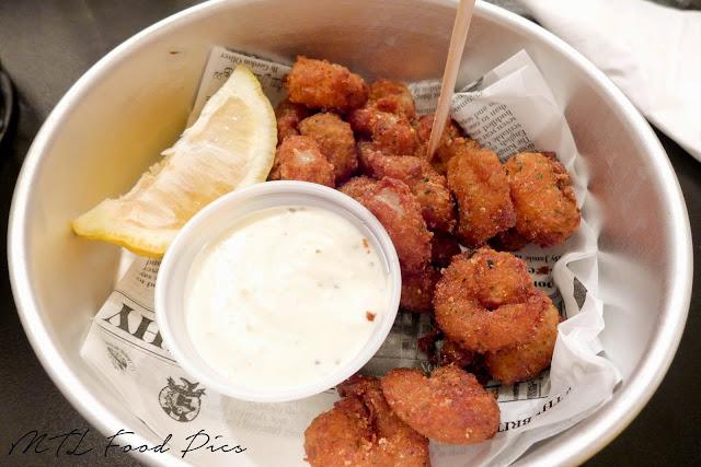 Tandoori Popcorn Shrimp - British Food