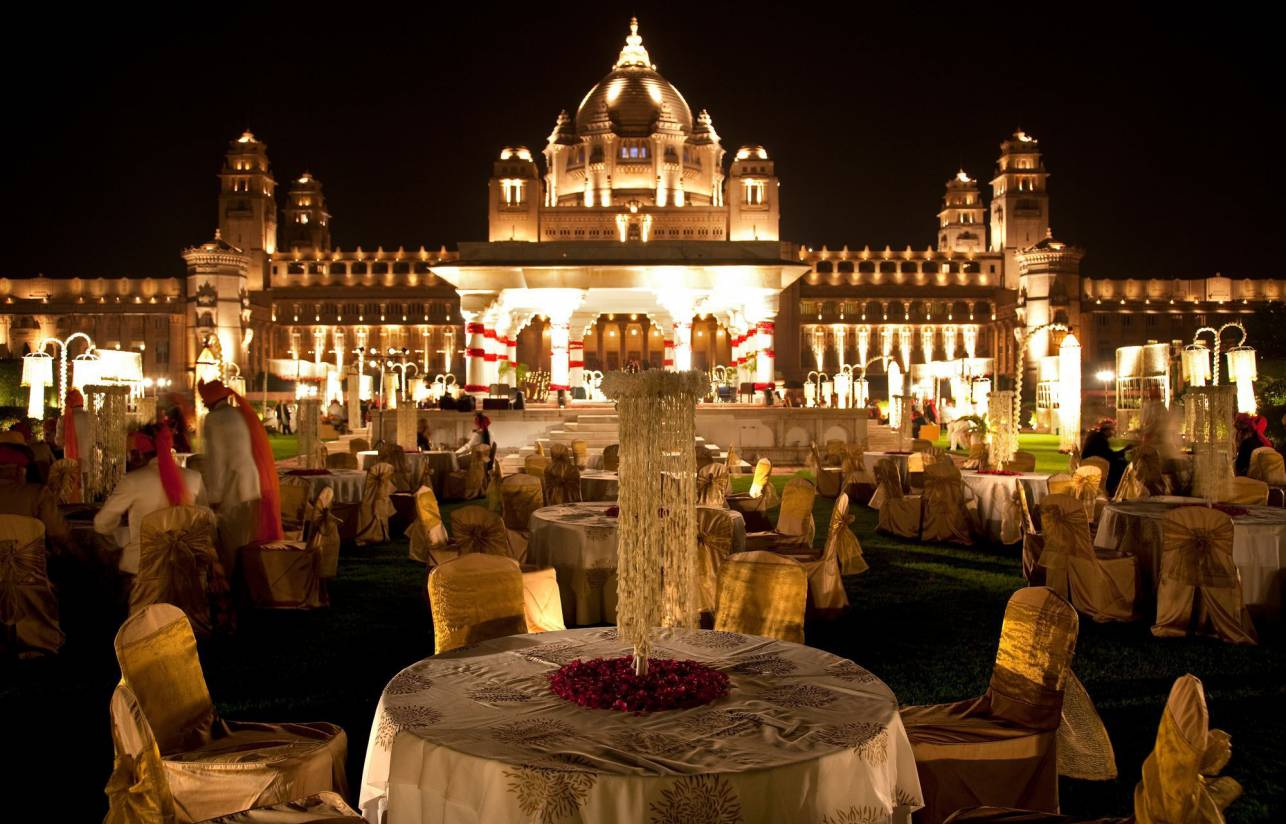 Rachnoutsav event management company in india top 10 for Top 10 wedding venues
