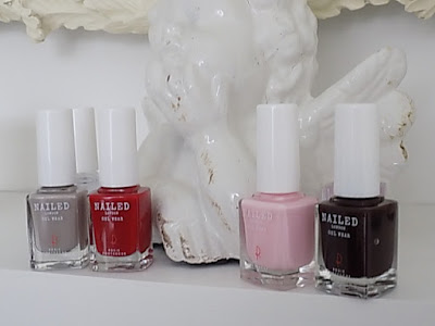 Nailed London Gel Wear Polish review made in chelsea Rosie Fortescue