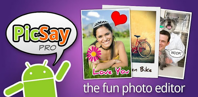 PicSay Pro - Photo Editor v1.6 APK
