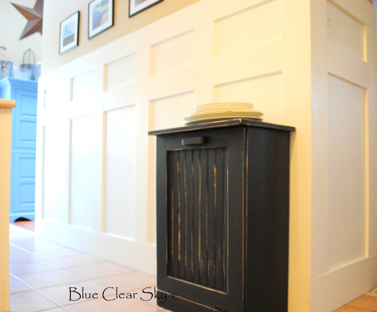 Old time farmhouse farm fresh feature april 2013 - Recycle old kitchen cabinets ...