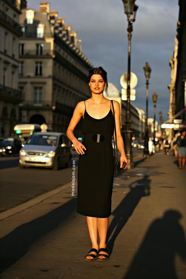 Julia Van Os, Paris, July 2015