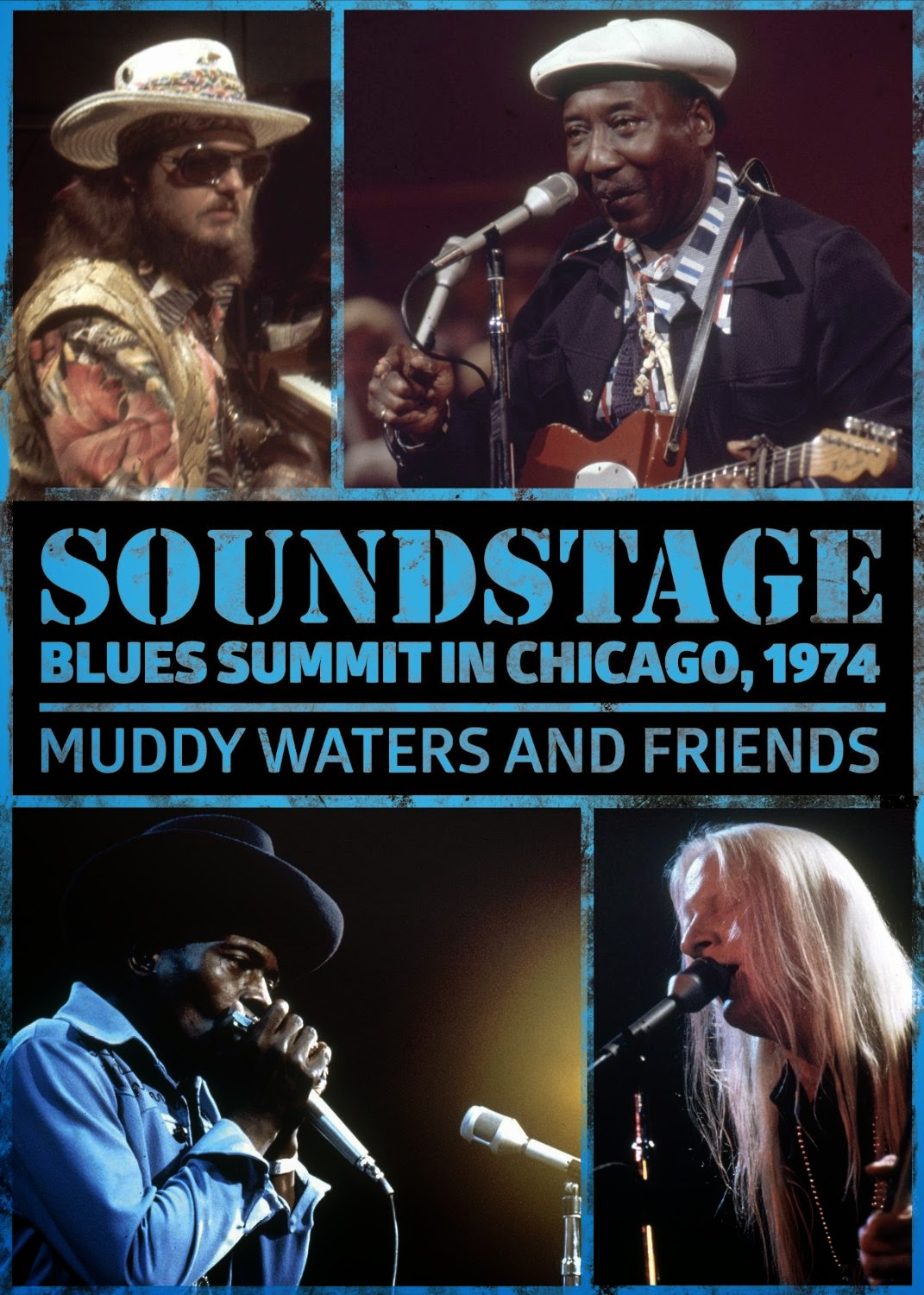 Soundstage: Blues Summit In Chicago, 1974 DVD