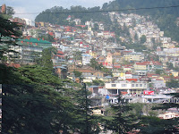 Shimla-hill-station-in-India