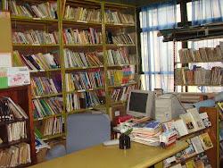 "Biblioteca escolar ""Ricardo Güiraldes"""