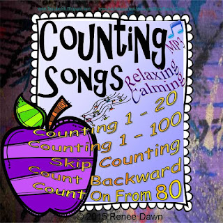 https://www.teacherspayteachers.com/Product/Counting-Songs-Relaxation-and-Behavior-Management-MP3s-1881514