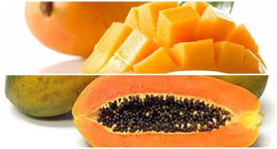 Buah yang mengandung vitamin A dan manfaat vitamin A