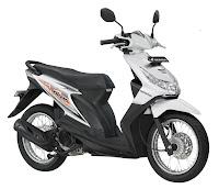 Honda Beat SW Putih