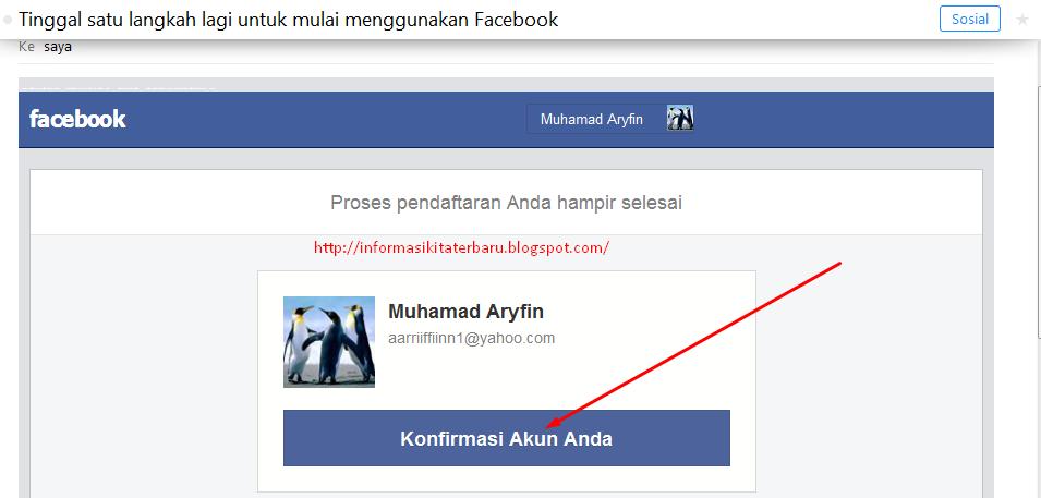 Cara Membuat Facebook Baru Dengan Mudah dan Cepat
