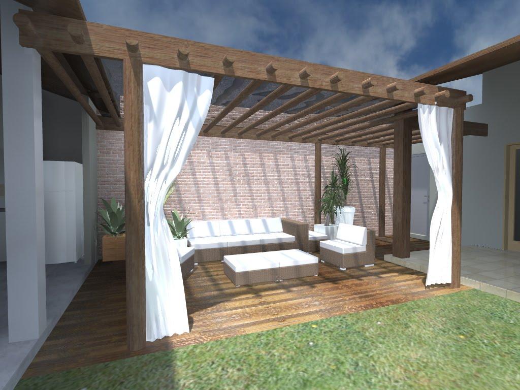 #877644 Reforma   Ampliação Área de Lazer ~ arquitetura 1024x768 px projeto banheiro 3x2