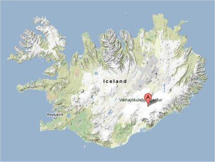 grotte Vatnajökull