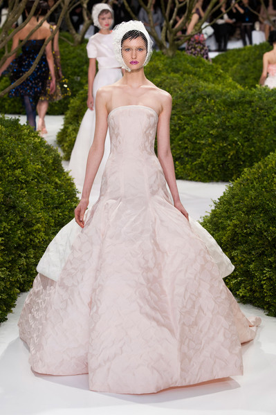Eye on Couture: A Successful Christian Dior Spring/Summer ...