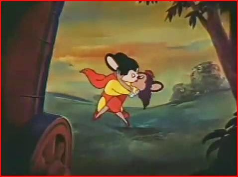 Mighty Mouse animatedfilmreviews.filminspector.com