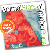 animal store alphabet book by bearman and Hamlin