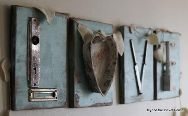 Cartas de amor reaproveitado letras lixo http://bec4-beyondthepicketfence.blogspot.com/