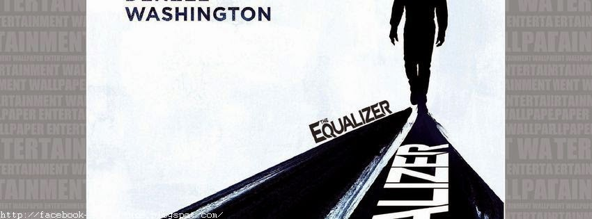 Couverture journal facebook the equalizer