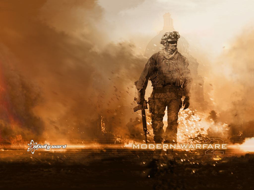 Call of Duty - Modern Warfare 2 Wallpaper | HD Wallpapers Hd