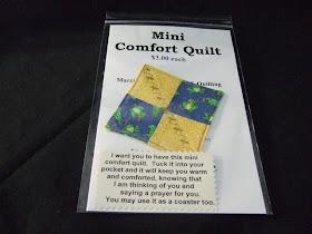Mini Comfort Quilts