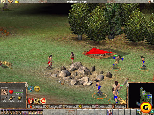Cheat Empire Earth Bosboncar