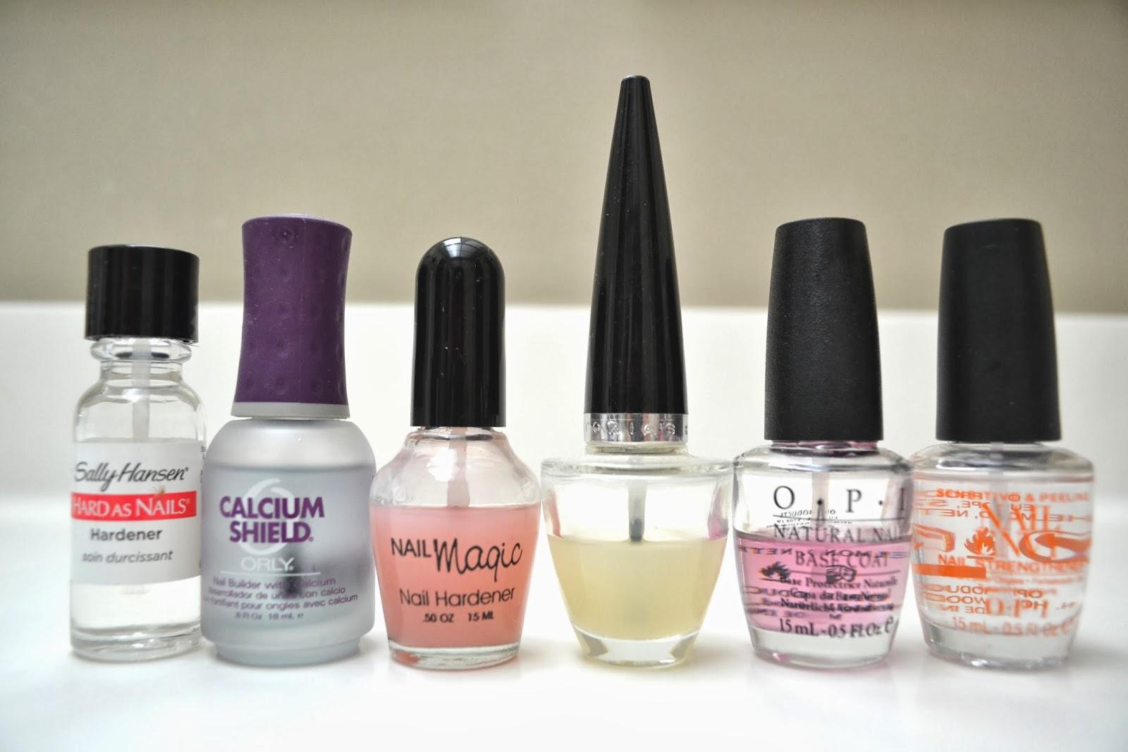 DIYs by Megi D.: BAS(E)ically the Best Manicure