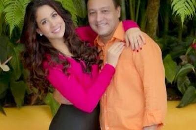 Abel Martínez y Nahiony Reyes esperan a su primer hijo