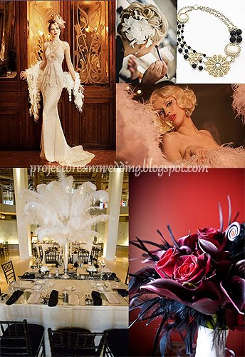 Are you planning an Old Hollywoodthemed wedding