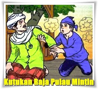 Kutukan Raja Pulau Mintin Cerita Rakyat Kalimantan