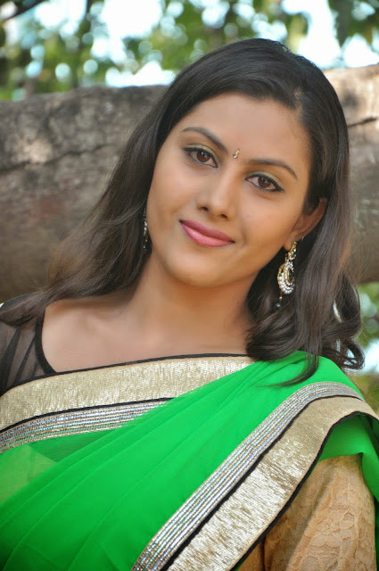 Actress Priyanka Naidu Saree Photos