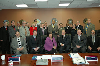 Houston HIDTA board represents 19 law enforcement agencies.